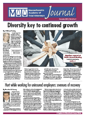 Article - Diversity key to continued growth